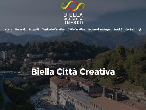 Biella è città creativa Unesco