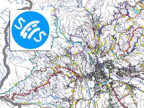 Immagine notizia SIS, le strade provinciali:la consistenza del patrimonio, anno 2020