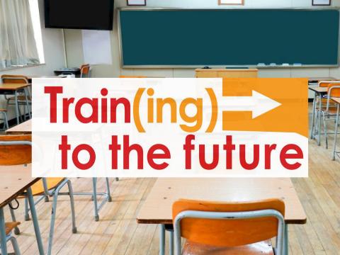 Immagine notizia Train(ing) to the future, formazione e futuro