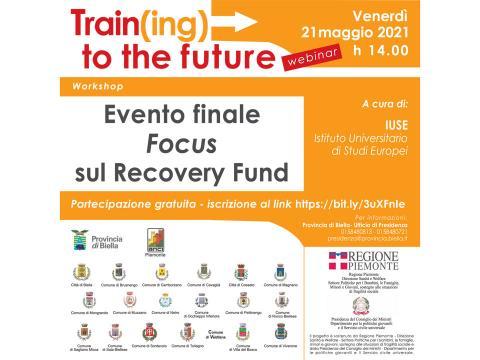Immagine notizia Train(ing) to the future, evento finale