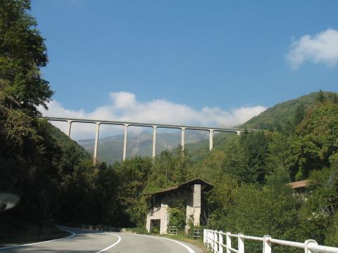 Immagine notizia Riapre il ponte della Pistolesa a Veglio